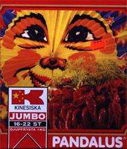 PANDALUS: Kinesiska JUMBO kräftor